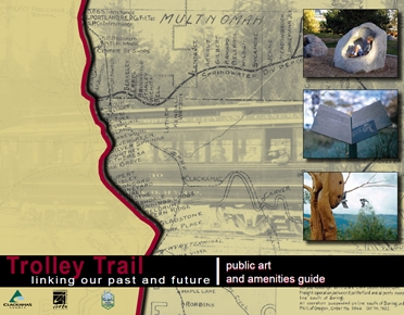 Trolley Trail Public Art & Amenities Guide