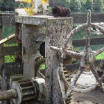 Water Wheel - 20 x 16 - Photography