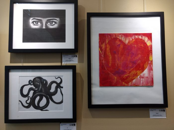 Young Artists of Clackamas County Employees