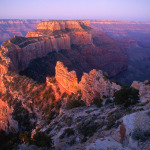 Wotan's Throne at Sunrise - 20 x 30 - Photography