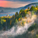 Crown Point Sunset - 32 x 24 - Photography thumbnail