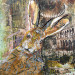 Wild Hare - 14 x 17 - Mixed Media thumbnail