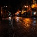 Cobblestones and Trolley Tracks - 40 x 30 - Photography thumbnail