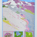 Sue Allen - Mount Hood June - 7 x 10 - Silkscreen Print thumbnail
