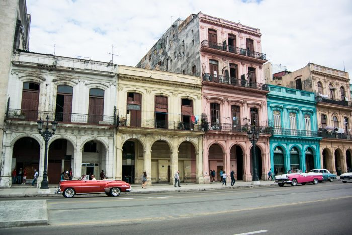 Colorful, Havana, Cuba - 18 x 12 - Photograph