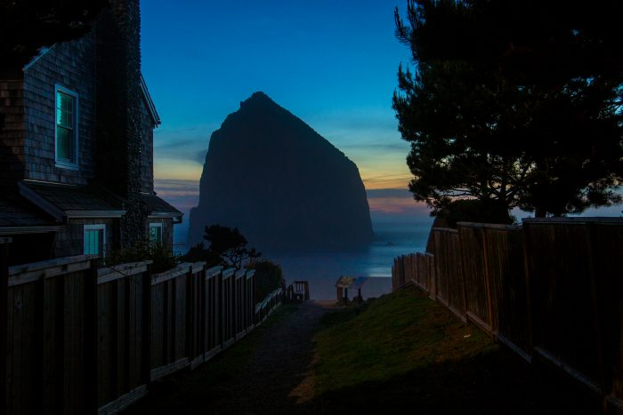 Haystack Rock - 20x24 - Photography