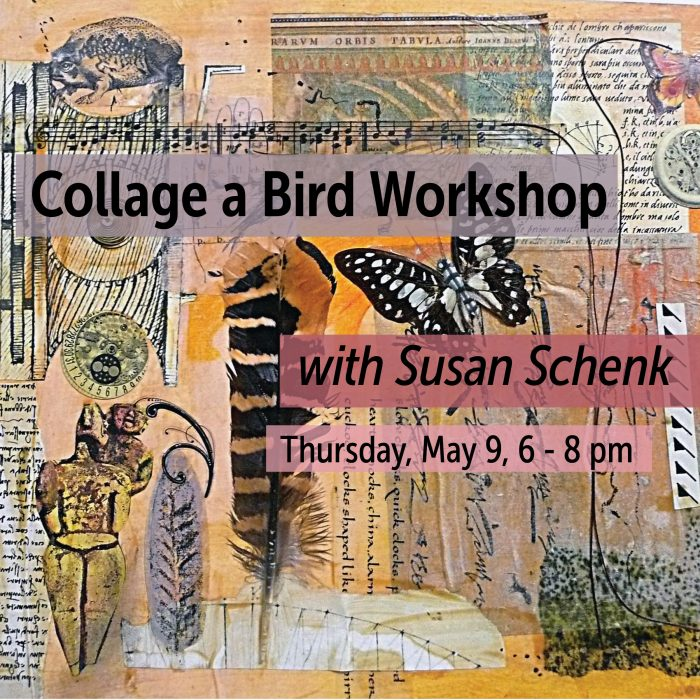 Collage A Bird Workshop