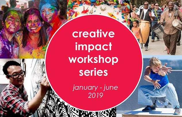 Creative Impact Workshop Series