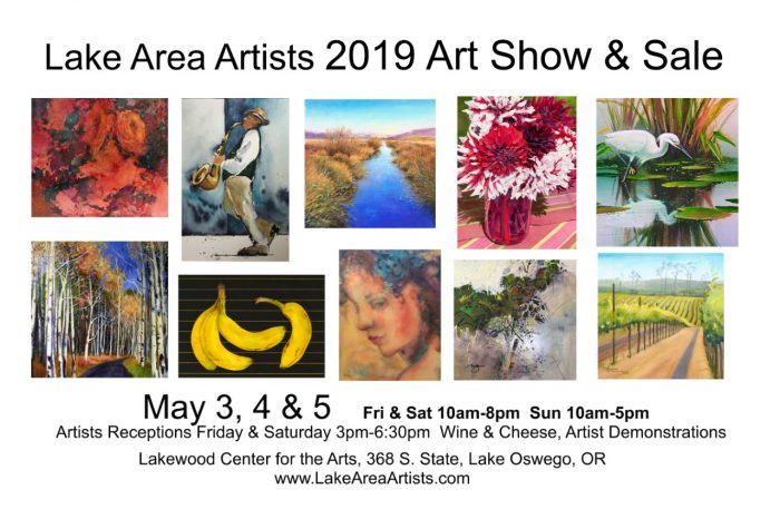 Lake Area Artists